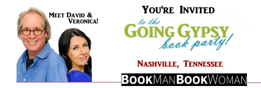 You're Invited! Going Gypsy Book Party at Nashville's Famous BookManBookWoman Bookstore! June 6, 11 AM. RSVP now at http://www.gypsynester.com/bookman-event.htm