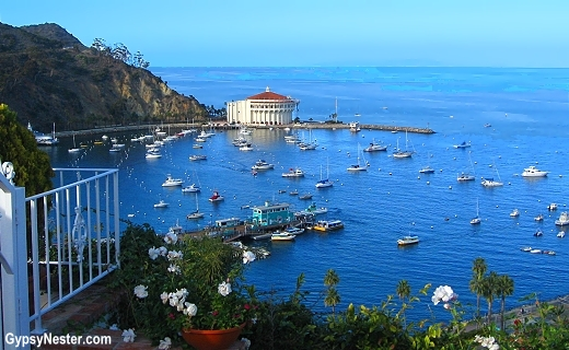 Beautiful Catalina Island, California