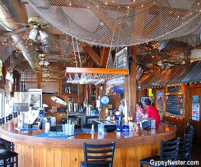 Steamer's in Cedar Key, Florida