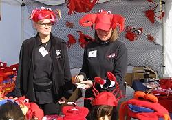 Crab Fest in Port Angeles, Washington