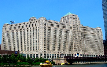 The Merchandise Mart, Chicago Illinios