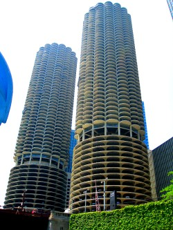 The Marina City, Chicago Illinios