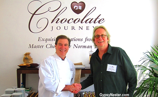 Davidcongratulates Norman Love #princesschocolate GypsyNester.com