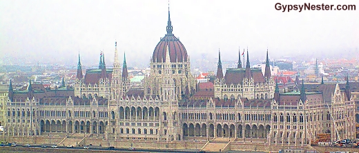 Parliment House, Budapest, Hungary