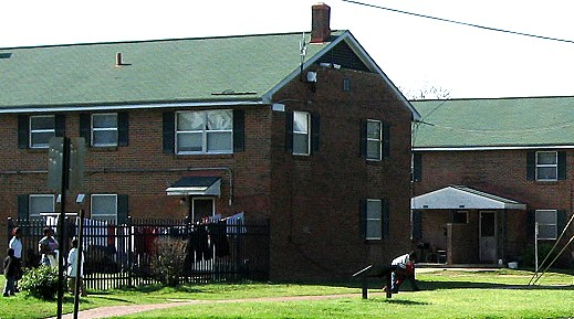 Housing projects in Selma, Alabama