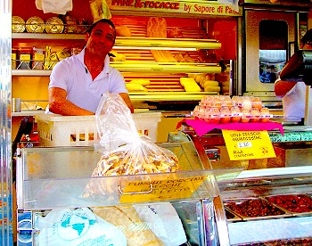 Market Day, Casale Monferrato