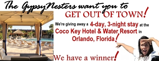 Win a Stay at CoCo Key Orlando, Florida!