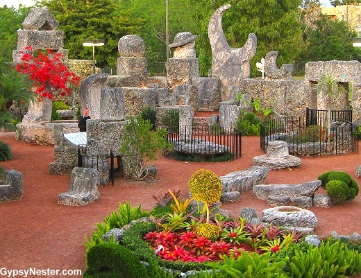 Edward Leedskalnin's Coral Castle