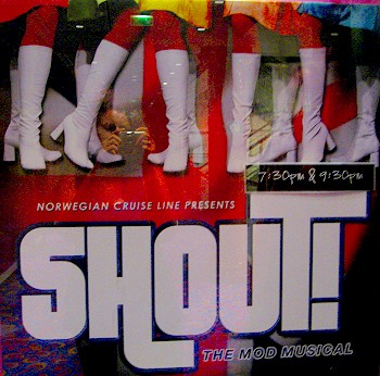 Shout, The Mod Musical