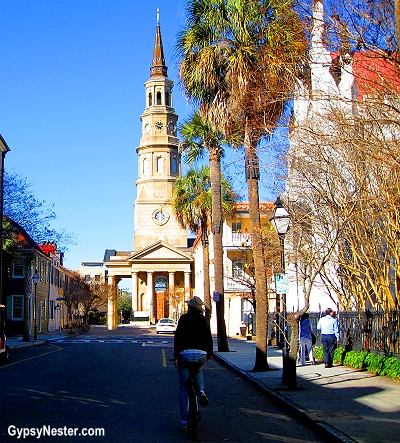 Homes of Worship - For days in Charleston, South Carolina