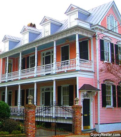 Hospitality Door in Charleston, South Carolina