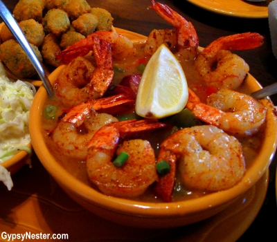 Shrimp and Grits, a Lowcountry favorite in Charleston, South Carolina
