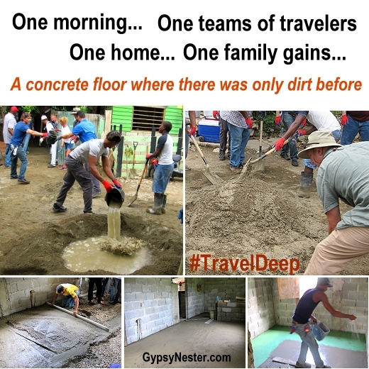 Bucket List Item: Do good and travel! Learn how to improve housing in the Dominican Republic!