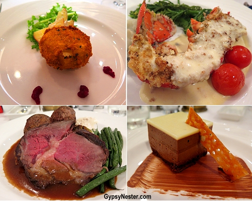 Dinner aboard Fathom Cruise's Adonia to the Dominican Republic