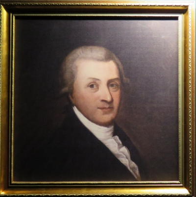 Arthur Guinness founder of the Guinness Brewery in Dublin, Ireland