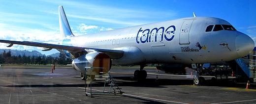 Tame Air Ecuador
