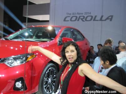 The 2014 Toyota Corolla