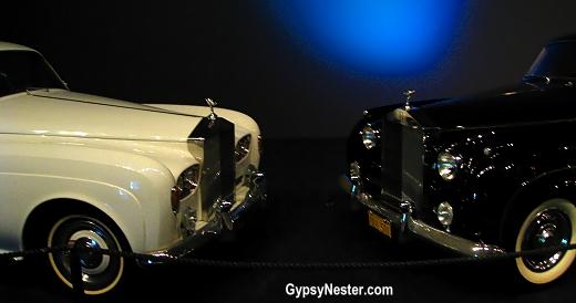 Elvis Presley's Rolls Royce Silver Clouds