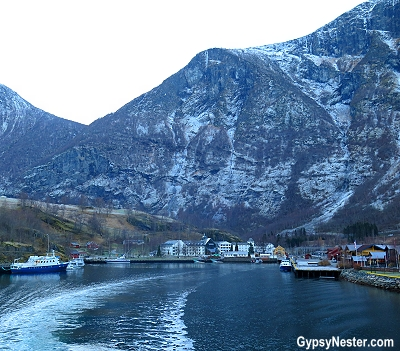 Fjord tour beginning in Flam, Norway