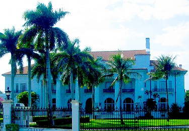 Whitehall, The Flagler Museum