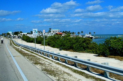 US Highway 1 in Florida