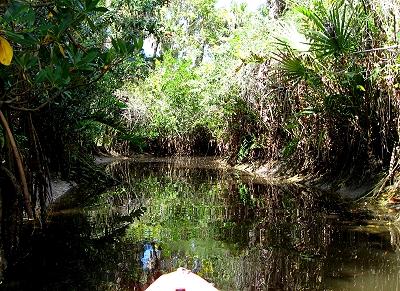 Kayaking the Orange River