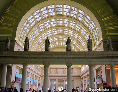 Washington DC's Union Station