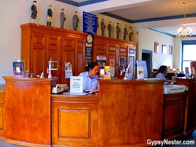 B. Free Franklin Post Office in Philadelphia