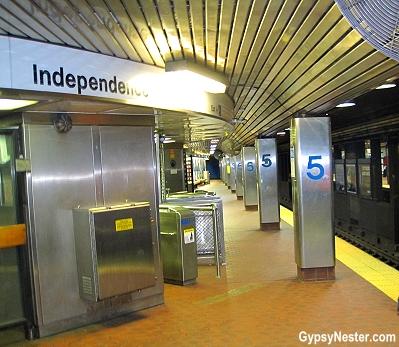 5th Street Subway Station, Philadelphia