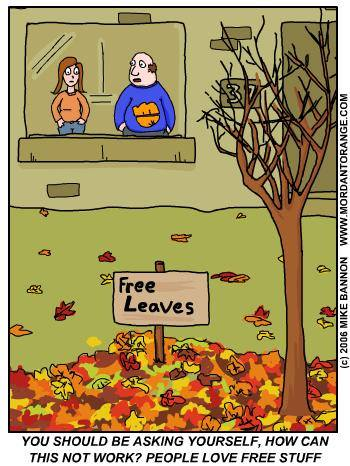 Happy first day of fall! This'll work - right?