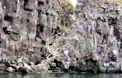 Prince Phillip's Steps, Genovesa Island, Galapagos, Eucuador