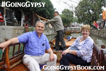 Lynda and Randy are #GoingGypsy