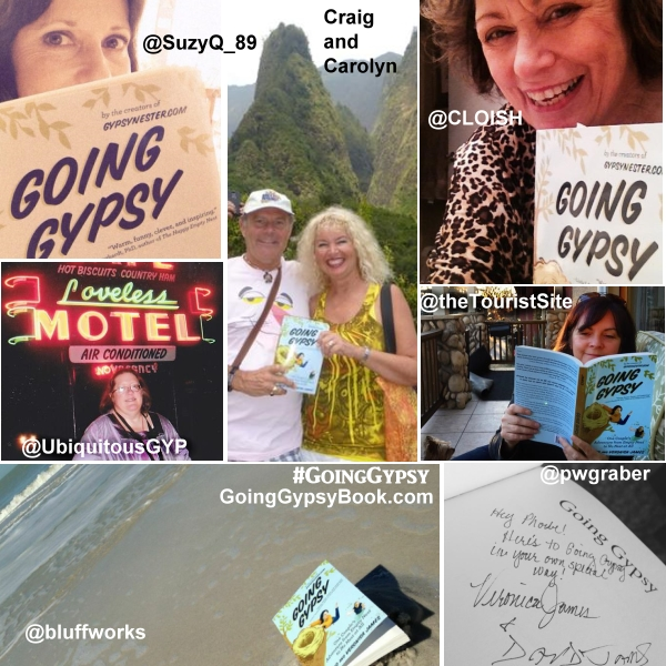 These folks are Going Gypsy! #GoingGypsy