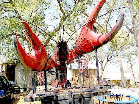 Giant Crawfish