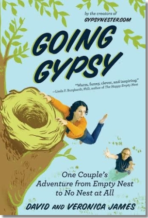 Tweet #GoingGypsy to win an autographed first edition of Going Gypsy: One Couple's Adventure From Empty Nest to No Nest at All! More info: http://www.gypsynester.com/tweet-going-gypsy.htm