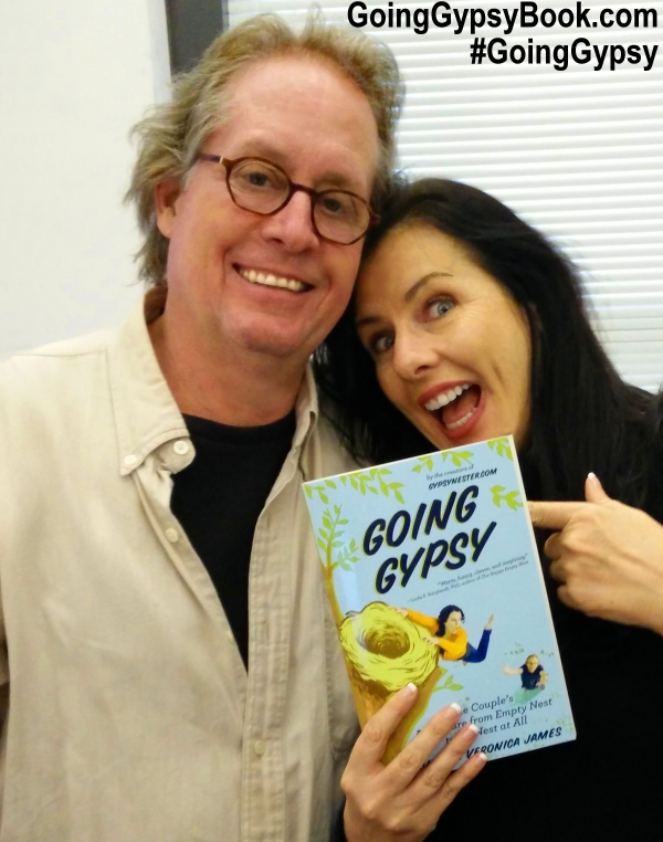 Going Gypsy is now in our hands! YAY!