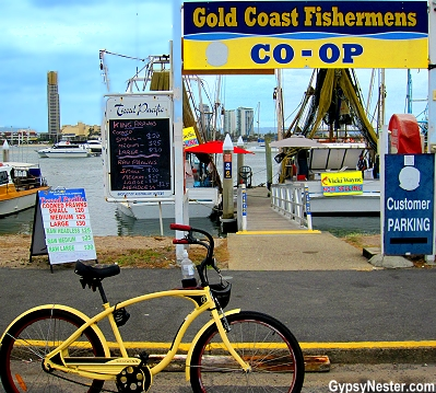 The Fisherman's Co-op in Gold Coast, Queensland, Australia