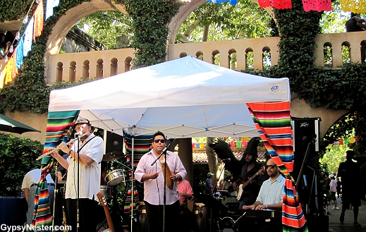 The 40th Annual Fiesta del Tlaquepaque in beautiful Sedona Arizona