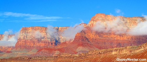 The stunning Vermillion Cliffs in Navaho Nation, Arizona
