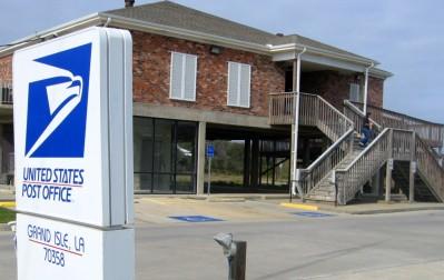 Post Office on Stilts