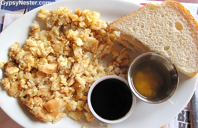 Fish and Brewis in Newfoundland