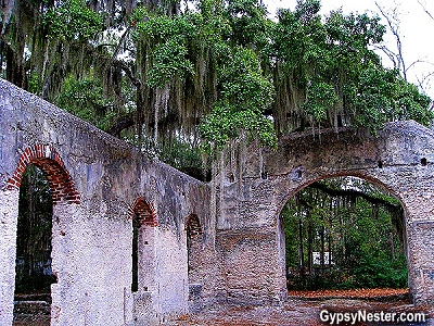 Chapel of Ease, St. Helena, South Carolina