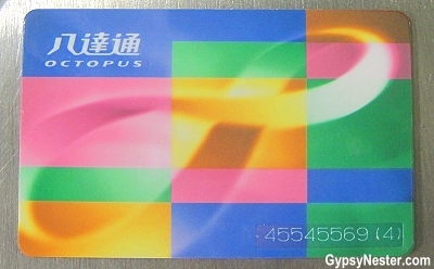 Hong Kong's Octopus Card