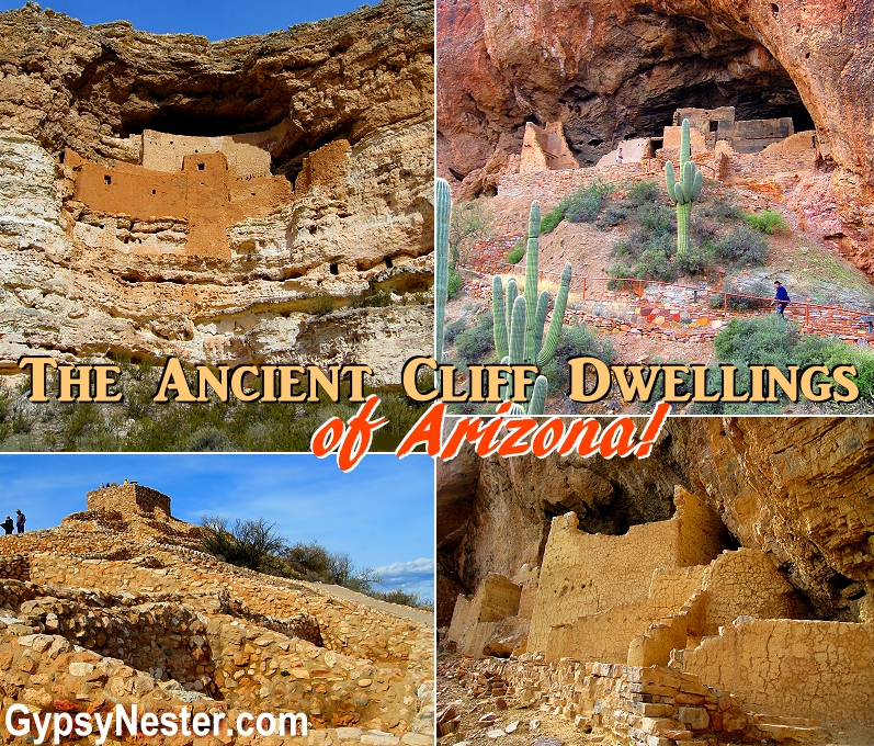The Ancient Native American Cliff Dwellings of Arizona