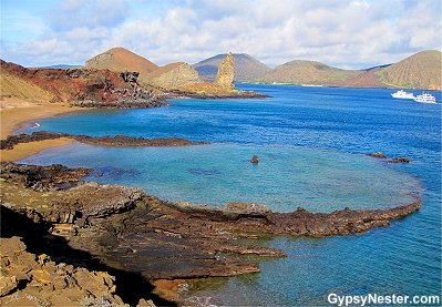 The Galapagos are a classic example of a geologic hot spot