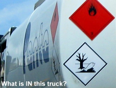 What exactly is IN this truck?