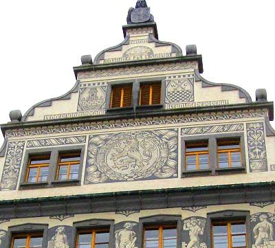 Town Hall, Klatovy, Czech Republic
