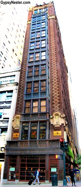 The Library Hotel, Madison Avenue, Manhattan, New York City