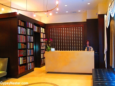 Delightful The Lobby At The Library Hotel In Manhattan, New York City Has A Card  Catalog Awesome Ideas