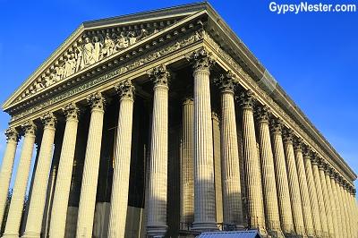Madeleine Church in Paris